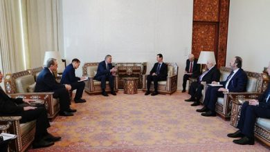 Photo of President Assad Discusses Economic Cooperation with Russian Deputy Prime Minister