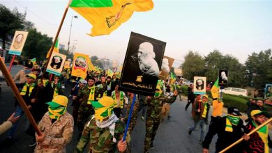Photo of Iraq's PMU denies strike on fighters as US mounts attacks on anti-terror group