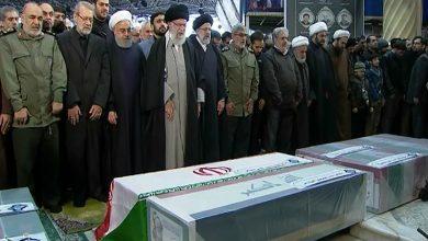 Photo of WATCH: Leader Ayatollah Khamenei Leads Ritual Prayers at General Soleimani's Funeral