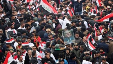 Photo of Hundreds of Thousands Protest US Troop Presence in Iraq