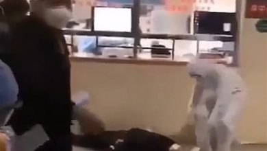 Photo of Disturbing Footages Show People Collapsing in Virus-Hit Chinese City of Wuhan