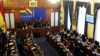 Photo of Under fire for presidency bid, Bolivia interim leader asks all ministers to resign