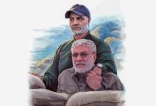 Photo of Martyr Abu Mahdi was a luminous, devout, brave man