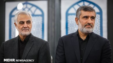 Photo of Soleimani's revenge will not end by shooting some missiles: Hajizadeh