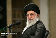 Photo of Leader Ayatollah Khamenei's stance on so-called 'Deal of Century'; a reminder