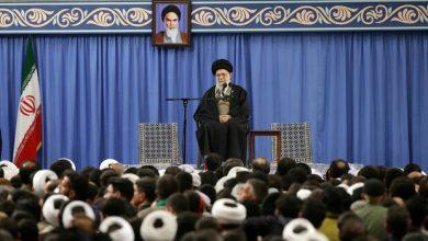 Photo of Leader of the Islamic Ummah and Oppressed Imam Ali Khamenei to address people live on TV