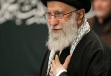 Photo of PHOTOS: Leader hosts mourning ceremony for Hazrat Fatemeh (as)