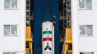 "Photo of Iran ICT min.: Home-made ""Simorgh"" satellite carrier deployed in launch site"