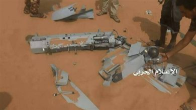 Photo of Yemeni forces intercept, shoot down Saudi-led reconnaissance drone in Jizan