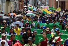 Photo of Anti-government protests resume in Colombia