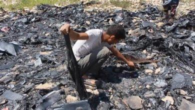 Photo of Yemeni army, allies forces shoot down Satanic Saudi-led reconnaissance drone in Jizan
