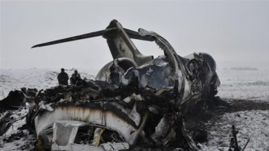 Photo of Taliban repel Afghan forces' attempt to reach US spy plane crash site