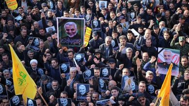 Photo of In Pictures: Muslim World mourns General Soleimani's martyrdom