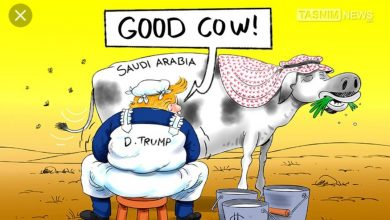 Photo of American milk cattle Saud pays $500 million to cover cost of US troops' presence in Saudi Arabia
