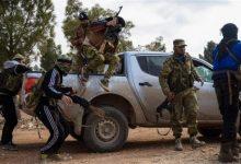 Photo of FSA Terrorists filmed heading to Libya from Syria