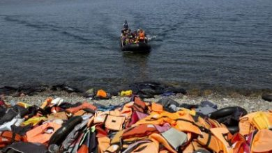 Photo of 11 refugees, including children, drown off Turkey's coast