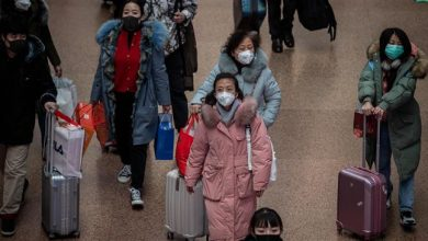 Photo of China virus toll rises, spurring several countries into action
