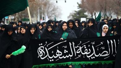 Photo of In pictures: Iranians mourn martyrdom anniv. of Hazrat Fatemeh