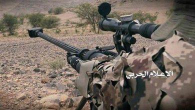 Photo of Yemeni snipers kill nearly dozen zionist Saudi mercenaries in Hajjah