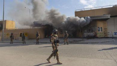 Photo of Great Satan US confirms rocket hitting dining facility of its Baghdad embassy