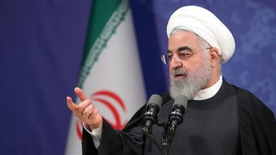 Photo of President Rouhani: We should not allow Trump to succeed
