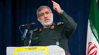 Photo of Our enemies only understand language of force: IRGC commander