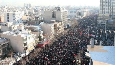 Photo of WATCH: Millions pack Tehran streets to pay homage to Gen. Soleimani