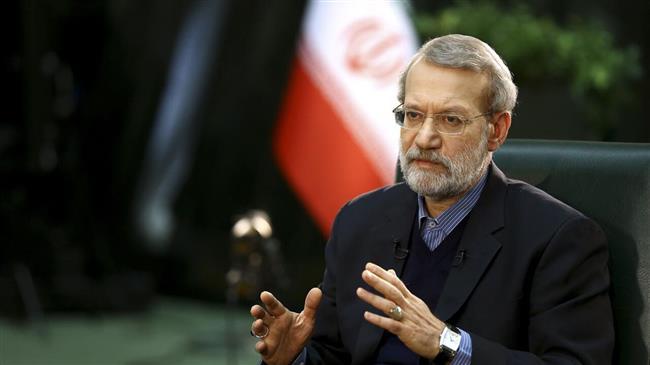 Photo of Iran's Larijani chides EU for 'humiliating' capitulation to US