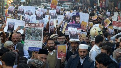 Photo of Pakistanis protest US assassination of top Iranian General Soleimani