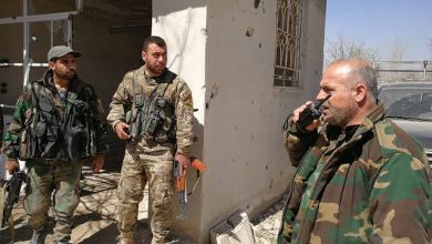 Photo of Video footage of Syrian Army combing through terrorist tunnels in Maarat Al-Numan