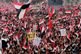 Photo of Shamkhani hails epic anti-US rallies in Baghdad