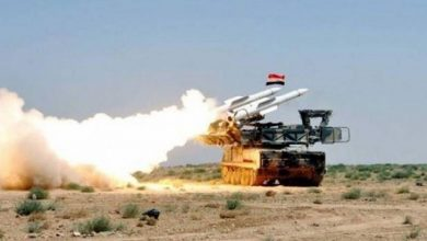 Photo of Developing: Syrian air defenses activated at key airbase in eastern Homs