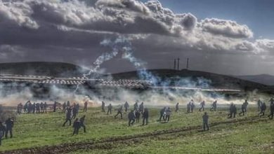 Photo of Palestinians Clash with Zionist Occupation Forces in West Bank: Dozens Injured & Arrested