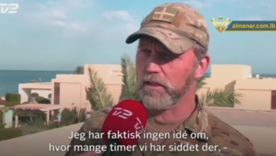 Photo of Danish Officer Narrates How Iranian Missiles Turned Night of Ain Al-Asad Base into Horror: Psychiatrists Will Arrive to Treat Soldiers