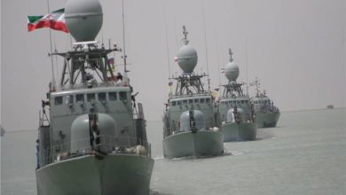 Photo of Iranian Naval Fleet Docks in Indonesia