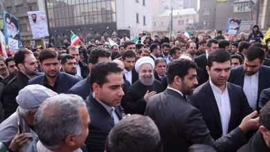 Photo of Rouhani: Mass-Participation of Iranians in Feb. 11 Rallies Best Response to US Crimes