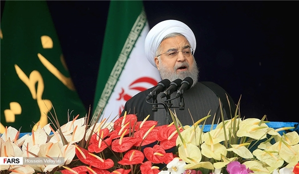 Photo of Rouhani Asks for Consolidation of Unity among Iranians