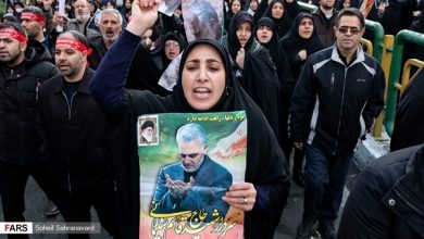 Photo of Iranian People Vow Harsh Revenge for Assassination of Gen. Soleimani, Efforts to Expel US from Region