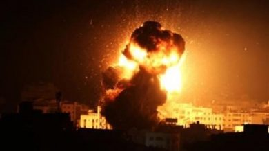 Photo of Zionist Regime Launches New Airstrikes on Gaza Strip