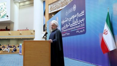 Photo of Iran among World's Top Counties in Scientific Growth: President