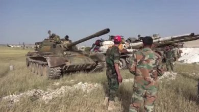 Photo of VIDEO: First moments Syrian Army troops enter key town Saraqib