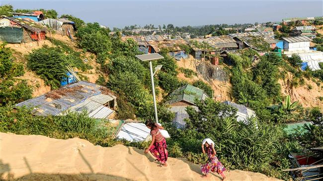 Photo of 14 Rohingya die, dozens unaccounted for as boat sinks off Bangladesh