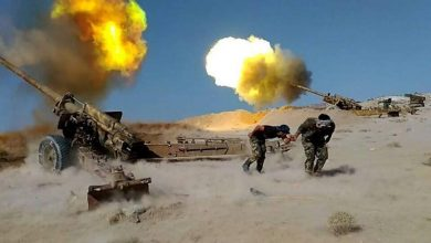 Photo of Heavy attacks exchanged between Syrian Army and terrorists in northwest Syria
