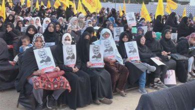 Photo of Demonstrators in Karachi honor Iran's Gen. Soleimani