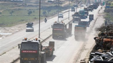 Photo of Turkey says 5 soldiers killed as Syrian army advances in Idlib