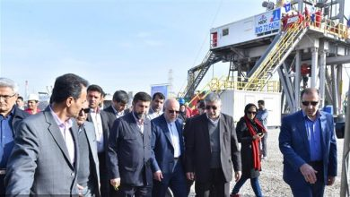 Photo of Iran fulfills dream as it unveils first homemade oil rig