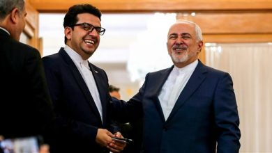 Photo of Iranian illegally detained in Germany returns home with FM Zarif