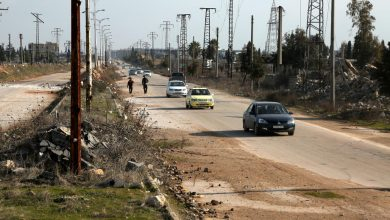 Photo of Syria reopens Damascus-Aleppo highway to traffic after years of conflict