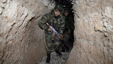 Photo of VIDEO: Syrian Army uncovers large network of tunnels in southern Idlib
