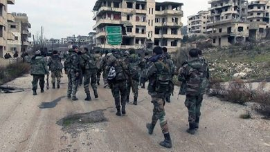 Photo of Syrian Army in full control of Aleppo-Damascus Highway for first time 8 years